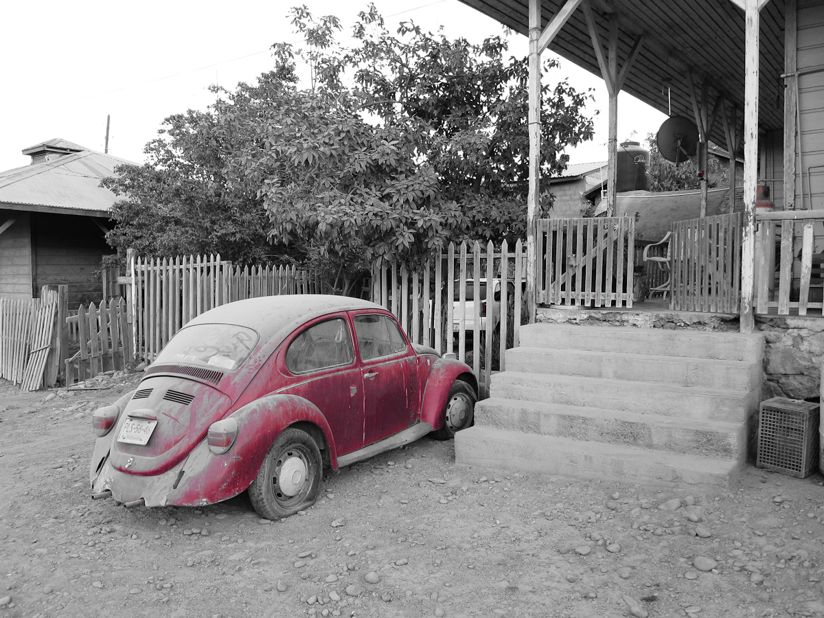 Color Accent catching up: baja california 2011 | jack & rikki swenson